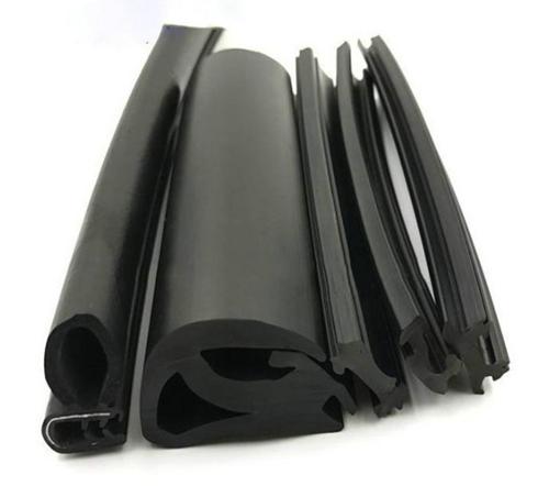 大连定制橡胶制品,橡胶车库门密封条,epdm橡胶密封条