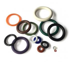 硅橡胶密封圈,可提供各种宽度